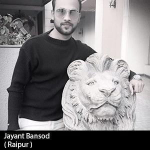 Jayant Bansod _ Raipur 2