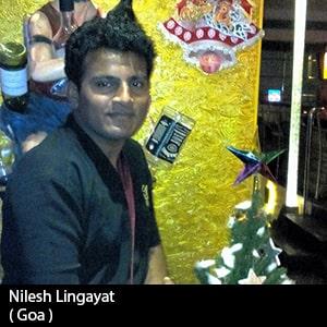 Nilesh Lingayat goa 2